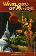 Warlord of Mars Omnibus TPB (2017 Dynamite) 1-1ST
