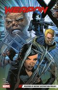 Weapon X TPB (2017 Marvel) Weapons of Mutant Destruction Prelude 1-1ST