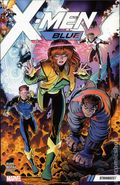 X-Men Blue TPB (2017 Marvel) 1-1ST
