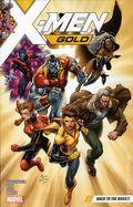 X-Men Gold TPB (2017 Marvel) 1-1ST