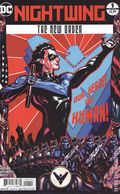 Nightwing The New Order (2017 DC) 1A