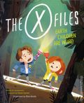 X-Files Earth Children Are Weird HC (2017 Quirk Books) 1-1ST