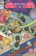 Teenage Mutant Ninja Turtles Dimension X (2017) 4A