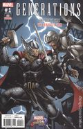 Generations Unworthy Thor and Mighty Thor (2017) 1D