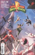 Mighty Morphin Power Rangers (2016) 18A