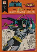 Batman Giant Comics to Color (1975) Whitman 1717