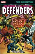 Defenders Ashes to Ashes TPB (2017 Marvel) Epic Collection 1-1ST