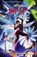 Unstoppable Wasp TPB (2017 Marvel) 1-1ST