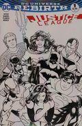 Justice League (2016) 1BMTB&W