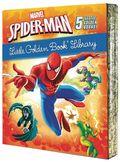 Marvel Spider-Man Little Golden Book Library (2017 Random House) 5 Books with Slipcase SET#1