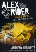 Alex Rider: Eagle Strike GN (2017 Candlewick Press) 1-1ST