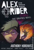 Alex Rider: Scorpia GN (2017 Candlewick Press) 1-1ST