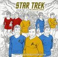 Star Trek The Original Series Adult Coloring Book SC (2017 Dark Horse) Where No Man Has Gone Before 1-1ST