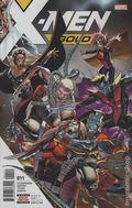 X-Men Gold (2017) 11A