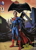 Batman v. Superman: Dawn of Justice Mini Comic (2016 DC/General Mills) 3