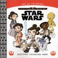 Art of Coloring Star Wars SC (2017 Lucasfilm/Disney Press) Journey to Star Wars: The Last Jedi 1-1ST