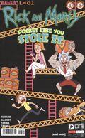 Rick and Morty Pocket Like You Stole It (2017 Oni) 3B