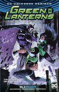 Green Lanterns TPB (2017 DC Universe Rebirth) 3-1ST