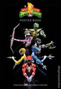 Mighty Morphin Power Rangers Poster Book SC (2017 Boom Studios) 1-1ST