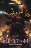Warhammer 40K Mephiston SC (2017 A Black Library Novel) Blood of Sanquinius 1-1ST
