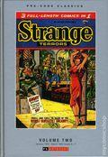 Pre-Code Classics: Strange Terrors HC (2017 PS Artbooks) 2-1ST