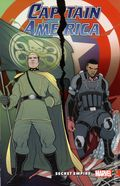 Captain America Secret Empire TPB (2017 Marvel) 1-1ST