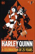 Harley Quinn A Celebration of 25 Years HC (2017 DC) 1-1ST