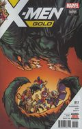 X-Men Gold (2017) 12