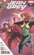 Jean Grey (2017 Marvel) 7A