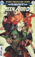 Green Arrow (2016 5th Series) 31A