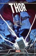 Thor Worthy Origins TPB (2017 Marvel) 1-1ST