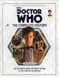 Doctor Who The Complete History HC (2015- Hachette) 63-1ST