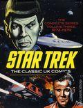 Star Trek The Classic UK Comics HC (2016-2017 IDW) The Complete Series 3-1ST