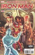 Invincible Iron Man (2016 3rd Series) 11A