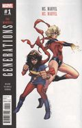 Generations Ms Marvel and Ms Marvel (2017) 1B