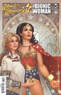 Wonder Woman '77 Meets the Bionic Woman (2016 Dynamite) 6B