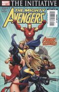Mighty Avengers (2007) 1A