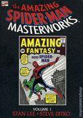 Amazing Spider-Man Masterworks TPB (1992 Marvel) 1-1ST