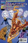Fantastic Five (1999 1st Series) 1DF