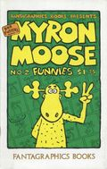 Myron Moose Funnies (1987 Fantagraphics) 2