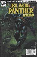 Marvel Knights 2099 Black Panther (2004) 1
