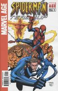 Marvel Age Spider-Man Team-Up (2004) 1