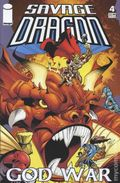 Savage Dragon God War (2004) 4