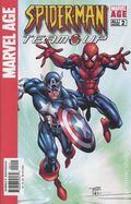 Marvel Age Spider-Man Team-Up (2004) 2