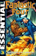 Essential Fantastic Four TPB (1998-Present Marvel) 1st Edition 3-REP