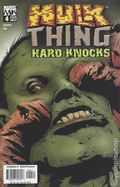 Hulk and Thing Hard Knocks (2004) 4