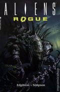 Aliens Rogue TPB (1997 Library Edition) 1-1ST