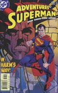 Adventures of Superman (1987) 637