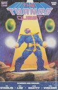 Thanos Quest (1990 2nd Printing) 1
