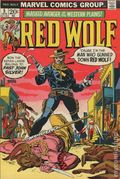 Red Wolf (1972) Mark Jewelers 5MJ